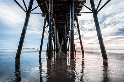 Photograph - Dry Underpier by David Levin