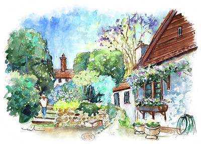 Painting - Dunster 15 by Miki De Goodaboom