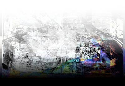 Digital Art - Dual Frame by Art Di
