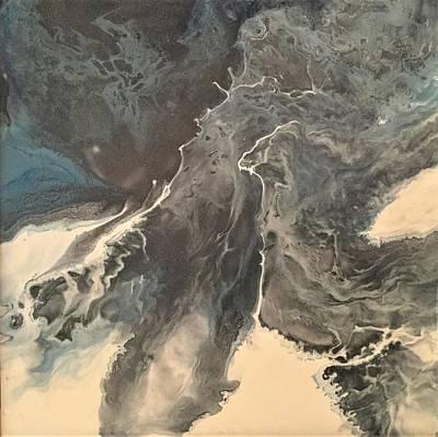 Painting - Dual by Soraya Silvestri