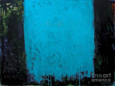 Painting - Dualisme-2 by Diane Desrochers