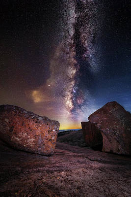 Astro Photograph - Duality by Matt Smith