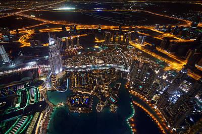 Marina Photograph - Dubai by Rui Caria