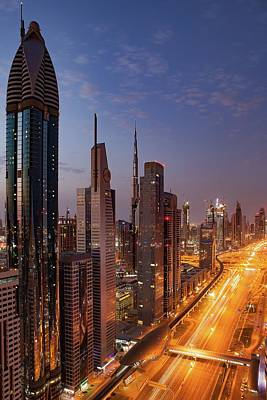 Photograph - Dubai by Ryan Miglinczy