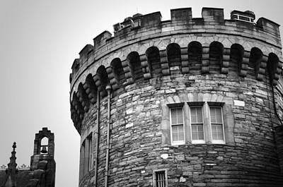 Photograph - Dublin Castle Tower by Sharon Popek