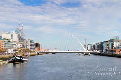 Photograph - Dublin Docklands by Jim Orr