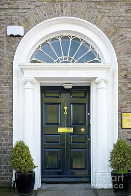 Photograph - Dublin Door II by Brian Jannsen
