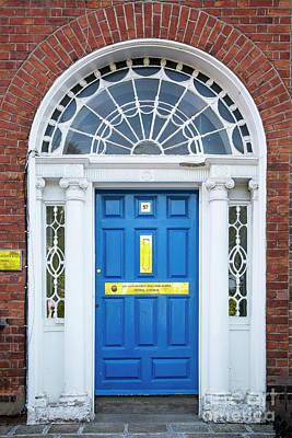 Photograph - Dublin Door V by Brian Jannsen