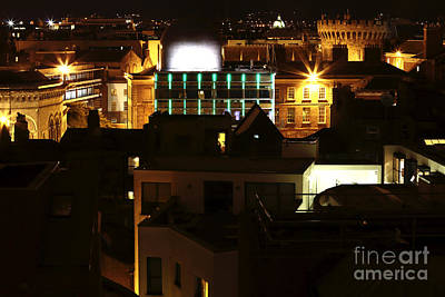 Photograph - Dublin Night Colors by John Rizzuto