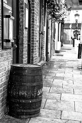 Dubbed Photograph - Dublin Street by John Rizzuto