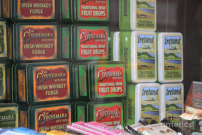 Photograph - Dublin Sweet Shop by Mary-Lee Sanders