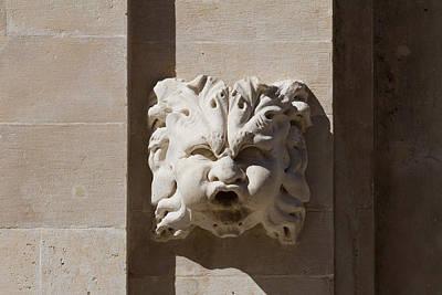 Dubrovnik. Fountain Ornamentation. Art Print