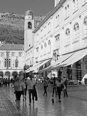 Photograph - Dubrovnik - Old City Hall by Phil Banks