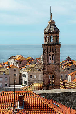 Photograph - Dubrovnik Walled City by Kay Brewer