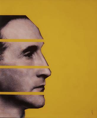 Wynwood Mixed Media - Duchamp by JC Rodriguez