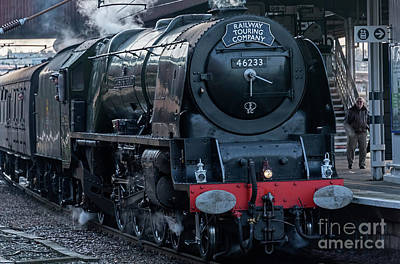 Photograph - Duchess Of Sutherland by David  Hollingworth