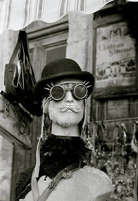 Photograph - Dude Of Provence by Shaun Higson
