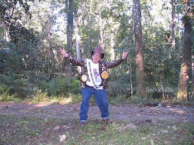 Photograph - Dude Where Is My Hurricane by Rantin N RavenFaux VI and Lyda Dzgoldynzscheyzes