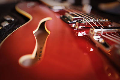Musician Royalty-Free and Rights-Managed Images - Duesenberg by Rick Berk