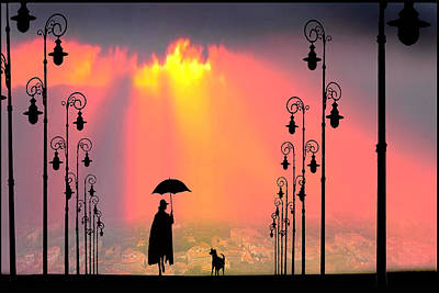 Photograph - Duet by Igor Zenin