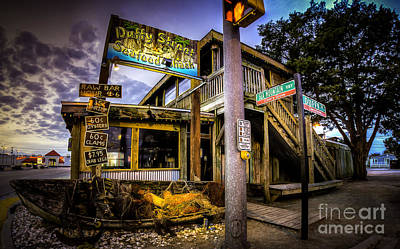 Photograph - Duffy Street Seafood Shack by David Smith