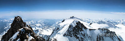 Sports Royalty-Free and Rights-Managed Images - Dufourspitze by DiFigiano Photography