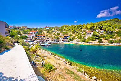 Photograph - Dugi Otok Island Pictoresque Village by Brch Photography