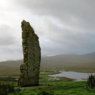 Photograph - Duirinish Stone by Azthet Photography