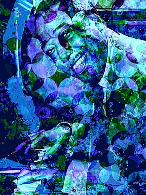 Jazz Legends Wall Art - Digital Art - Duke  by Brian Broadway