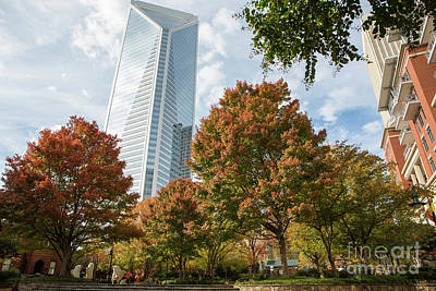 Photograph - Duke Energy Center From The Green by Kevin McCarthy
