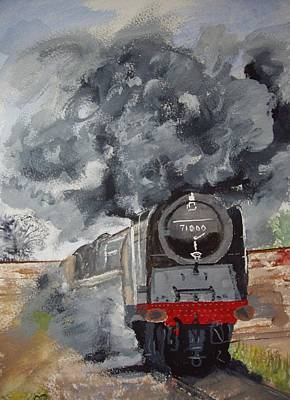 Duke Of Gloucester Art Print