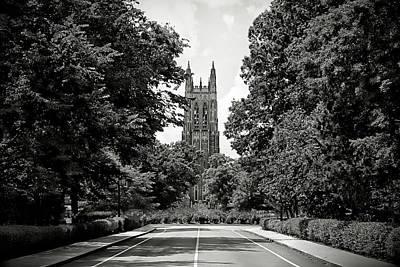 Duke University Chapel Art Print