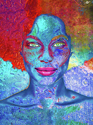 Mixed Media - Dull by Tony Rubino