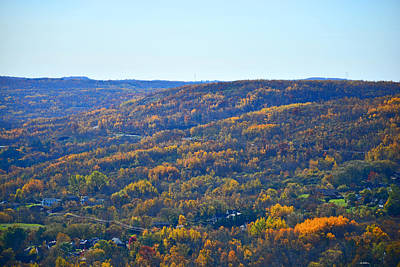 Photograph - Duluth In Late Autumn 3 by Robert Meyers-Lussier