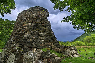 Photograph - Dun Telve Broch by Arterra Picture Library