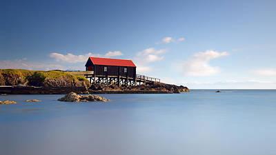 Photograph - Dunaverty Beach by Grant Glendinning