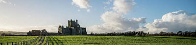 Photograph - Dunbrody Abbey by Martina Fagan