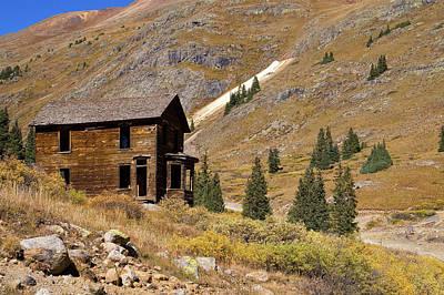Photograph - Duncan House by Steve Stuller