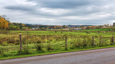 Photograph - Dundee Countryside by John M Bailey