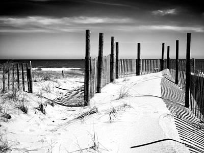 Photograph - Dune Patterns by John Rizzuto