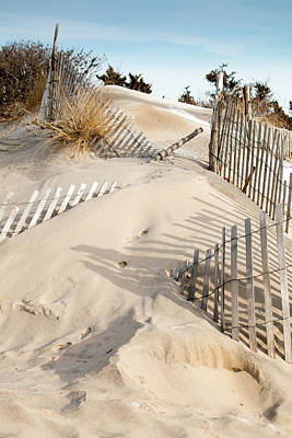 Photograph - Dune Patterns by Kristia Adams