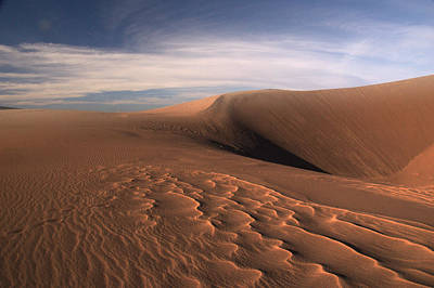 Art Print featuring the photograph Dune Pleasures by Al Swasey