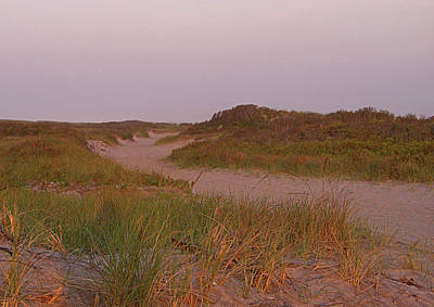 Photograph - Dune Road by  Newwwman