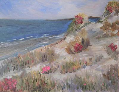 Painting - Dune View by Michael Helfen