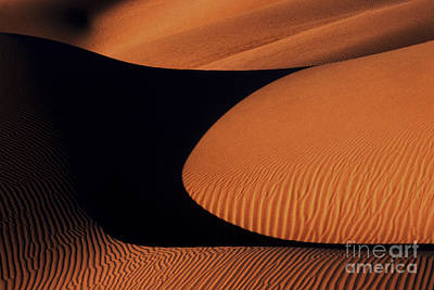 Photograph - Dunes At Sunrise by Paul W Faust -  Impressions of Light