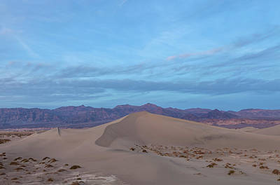 Photograph - Dunes At Twilight by Jonathan Nguyen
