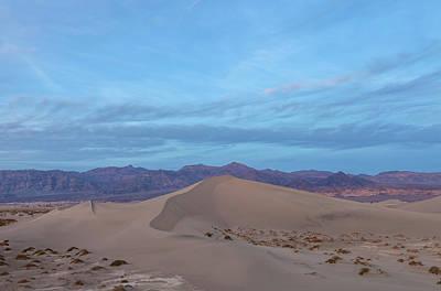 Photograph - Dunes At Twilight by Jonathan Nguyen