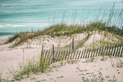 Photograph - Dunes In Alabama Morning by John McGraw
