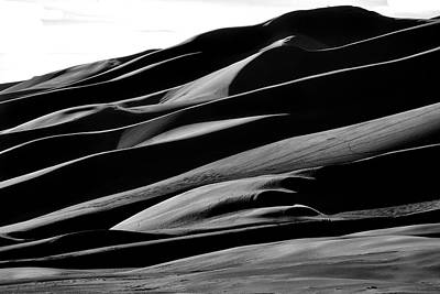 Photograph - Dunes by Mike Flynn