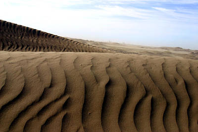 Photograph - Dunes Of Alaska by Anthony Jones